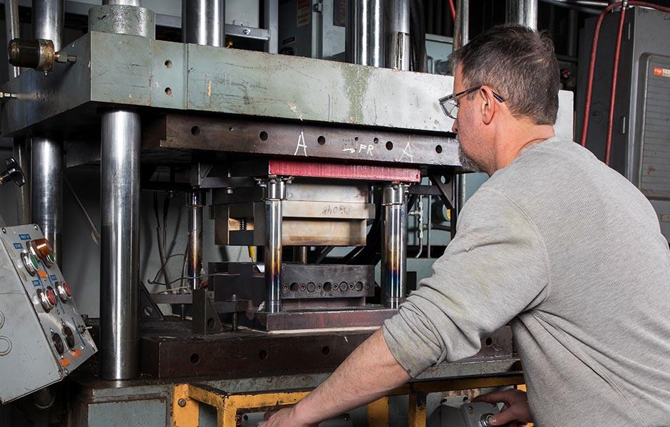 Capabilities - Columbia Manufacturing, Inc