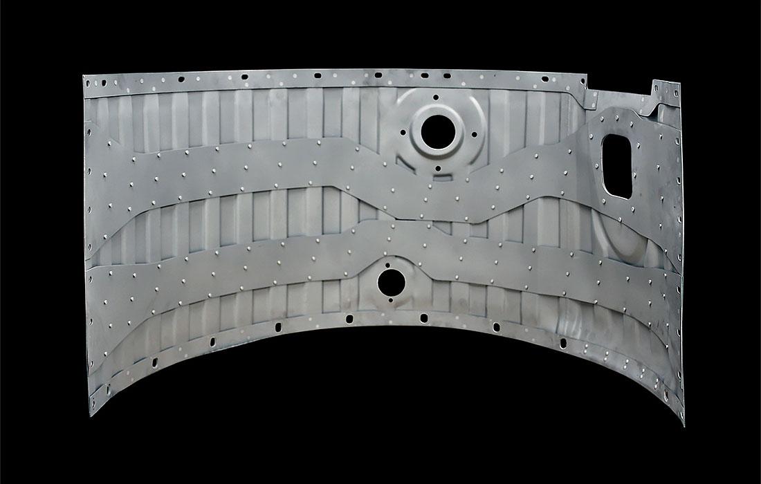 Titanium Inner Duct