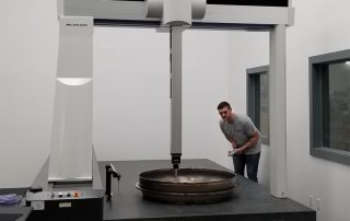 New Large-Scale CMM Capabilities Signal Growth at Columbia Manufacturing