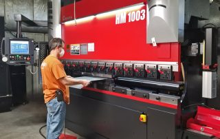 CMI Acquires Amada Press Brake