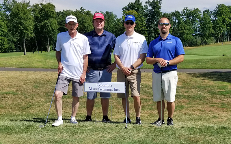 CMI Annual Advanced Manufacturing Technology Scholarship Golf Tournament.