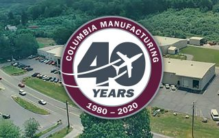 Columbia Manufacturing was founded out of David Bell's passion for aerospace manufacturing and his connections within the industry.