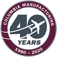 Columbia Manufacturing, Inc. Celebrating its 40th-Anniversary