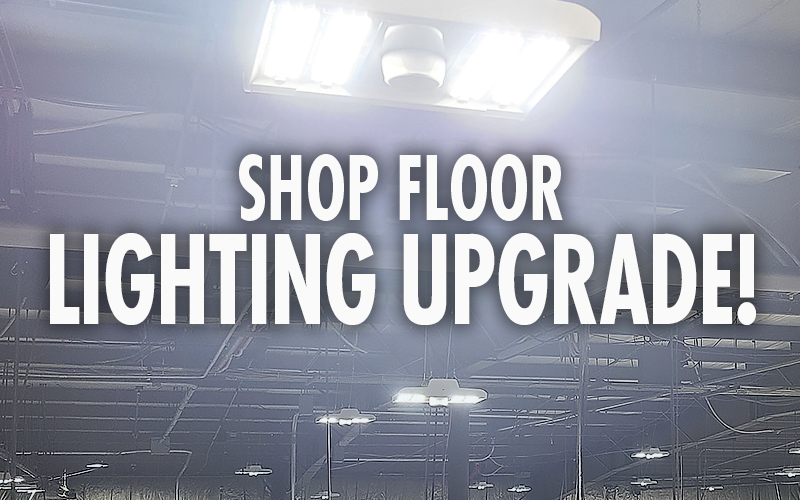 CMI factory light upgrade